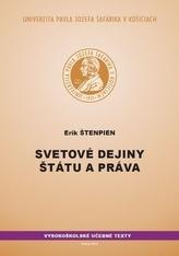 Svetové dejiny štátu a práva, 2. doplnené vydanie