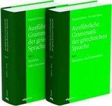 Ausführliche Grammatik der griechischen Sprache. 2 Bände