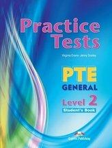 PTE General Level 2 Practice Tests SB