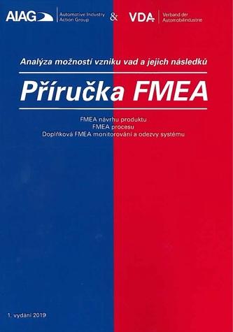 Příručka FMEA - analýza možností vzniku vad a jejich následků