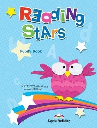 Reading Stars. Pupil\'s Book + Audio CD