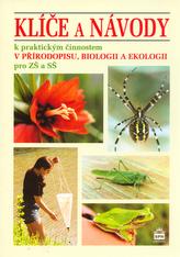 Klíče a návody pro přírodopis, biologii a ekologii