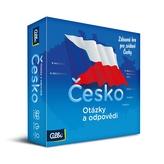 Česko - otázky a odpovědi společenská hra v krabici