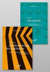 Paket: Die Vermessung der Psychiatrie & Normalität