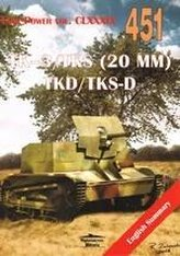 TK-3/TKS (20 MM) TKD/TKS-D Tank Power vol. 451