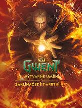 Gwent - výtvarné umění - Zaklínačské karetní hry