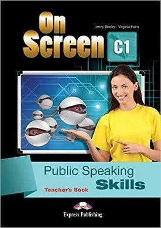 On Screen C1 Public Speaking Teacher\'s Book