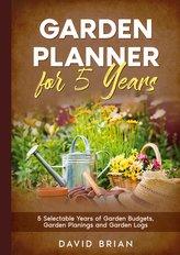 Garden Planner for 5 Years
