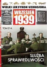 Wielki Leksykon Uzbrojenia Wrzesień 1939 Tom 214