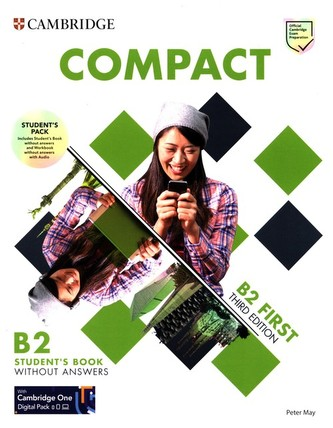 Compact First B2 Student\'s Pack