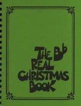 The B-Flat Real Christmas Book