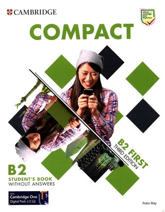 Compact First B2 Student\'s Book without Answers