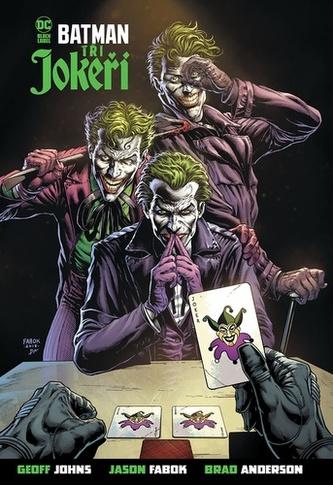 Batman - Tři jokeři