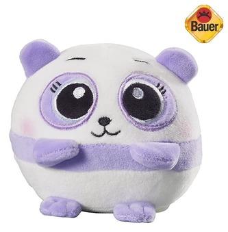 Plyšová koala bílo/fialová