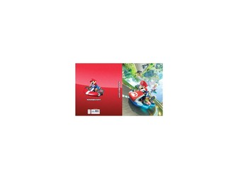Složka Supe Mario A4