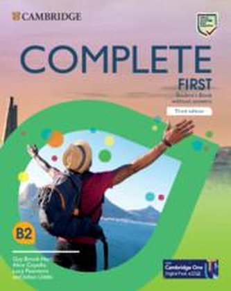 Complete First Student's Book without Answers, 3rd