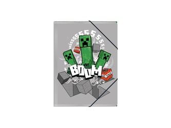Desky Minecraft A4
