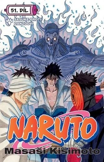 Naruto 51- Sasuke proti Danzóovi