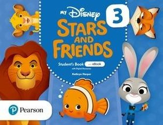 My Disney Stars and Friends 3 WB with eBook