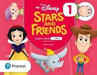 My Disney Stars and Friends 1 SB + eBook