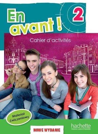 En Avant 2 zeszyt ćwiczeń (wydanie rozszerzone)