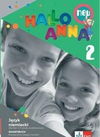 Hallo Anna Neu 2 Smartbuch + online LEKTORKLETT