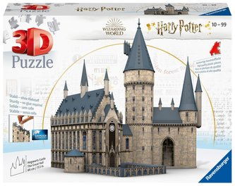 Harry Potter - Bradavický hrad 540 dílků