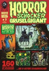 Horrorschocker Grusel Gigant 5