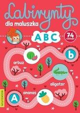 Labirynty dla maluszka ABC