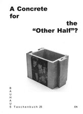 """A Concrete for the \""""Other Half\""""?"""
