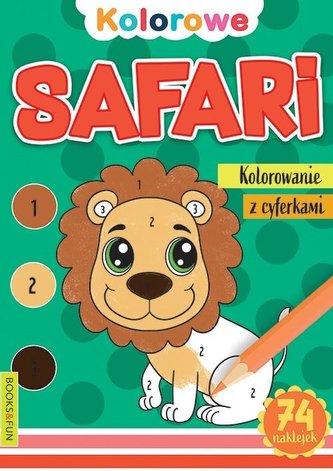 Kolorowe Safari