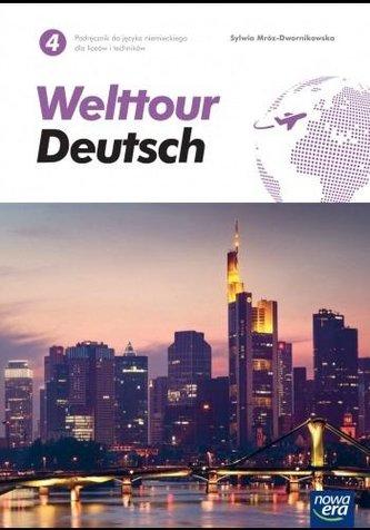 J. Niemiecki 4 Welttour Deutsch Podr. 2021 NE