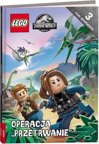 Lego Jurassic World. Operacja Przetrwanie