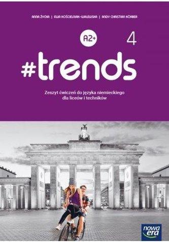 J. Niemiecki 4 #trends ćw. NE