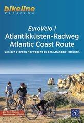 Eurovelo 1 - Atlantikküsten-Radweg Atlantic Coast Route
