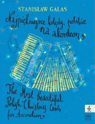Najpiękniejsze kolędy polskie na akordeon