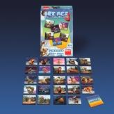 Pexeso Doba ledová 5 společenská hra malá v krabici 11x18x3,5cm