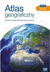 Atlas Geograficzny LO 2021 BR NE