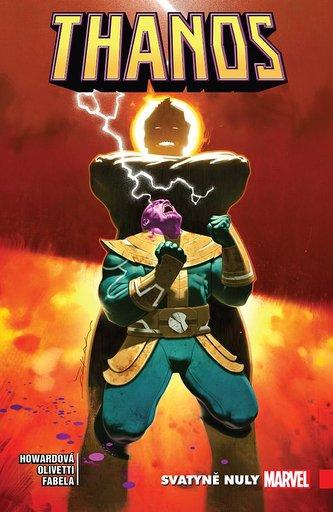 Thanos 4 - Svatyně nuly