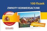Hiszpański Zwroty konwersacyjne Fiszki 100