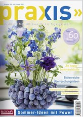 PRAXIS Nr. 100 Profitable Floristikideen