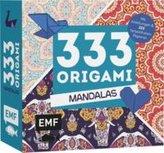 333 Origami - Mandalas