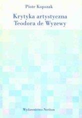 Krytyka artystyczna Teodora de Wyzewy