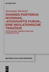 Ioannes Porterius Nivernas, >Athamantis Furor