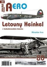 AERO 80 Letouny Heinkel v československém letectvu
