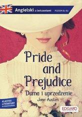 Pride and Prejudice Duma i uprzedzenie Adaptacja klasyki z ćwiczeniami do nauki języka
