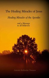 The Healing Miracles of Jesus, Healing Miracles of the Apostles