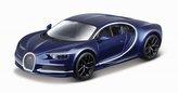 Bburago 1:32 Plus Bugatti Chiron Blue