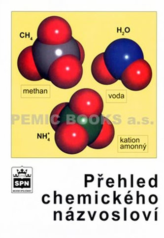 Přehled chemického názvosloví - Náhled učebnice