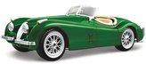 Bburago 1:24 Jaguar XK 120 Roadster (1951) Green